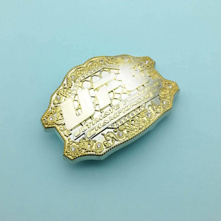 jewel belt buckle